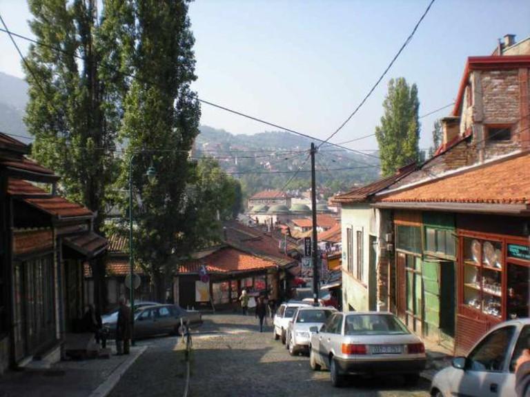 Kovači area of Sarajevo | Ⓒ silvia_c77/Flickr