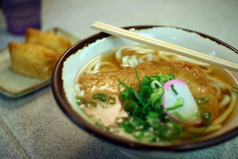 Udon noodles | © OiMax/Flickr