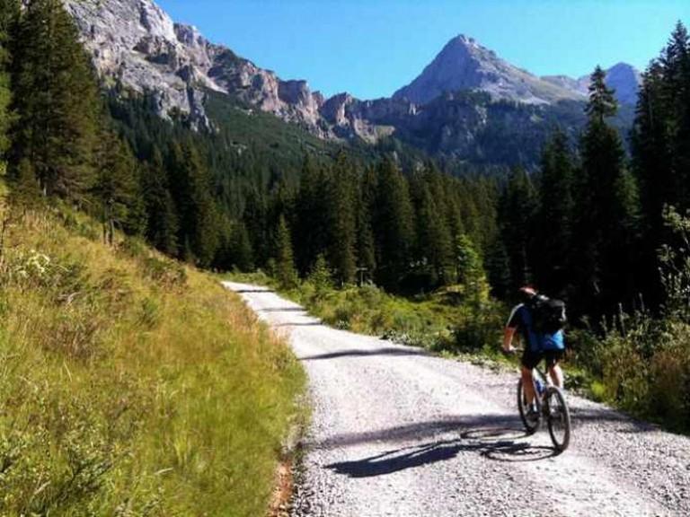 Mountain biking | © TRAILSOURCE.COM/Flickr