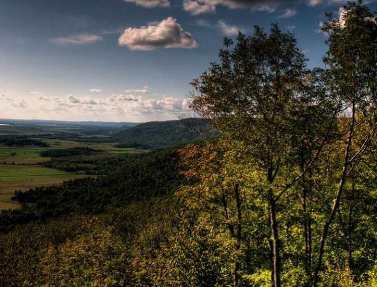 Champlain lookout | © ankakay/Flickr