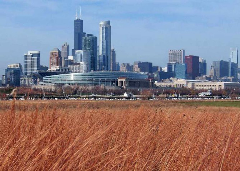 Northerly Island © JohnPickenPhoto/Flickr
