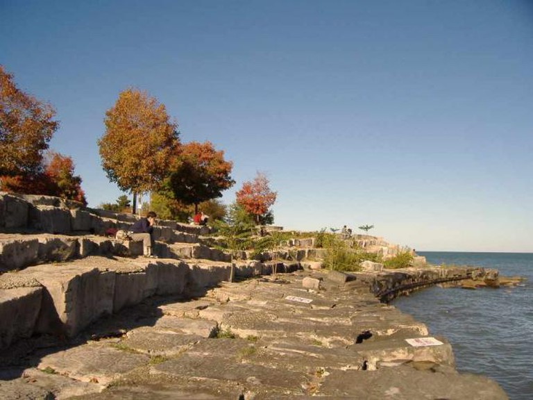 Promontory Point © Kim Scarborough/Wikimedia