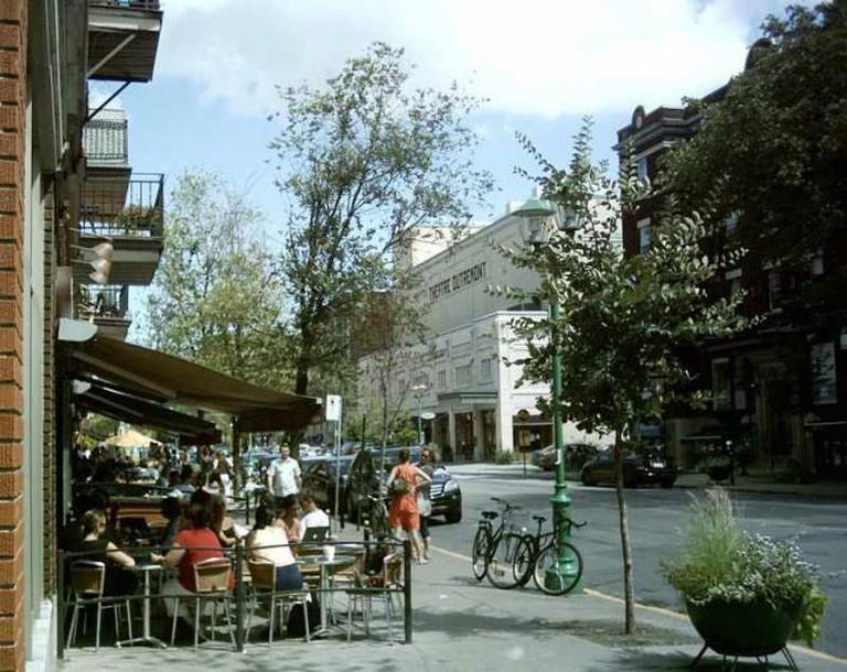 Rue Bernard | © Jeangagnon/Wikicommons