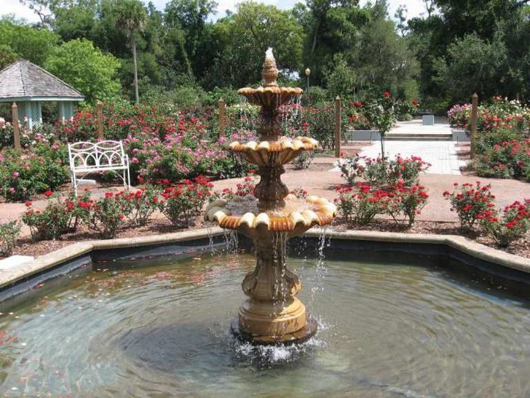 Harry P. Leu Botanic Gardens © Jim Moore/Flickr