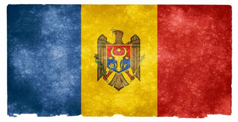 Moldova Grunge Flag   © Nicolas Raymond/Flickr