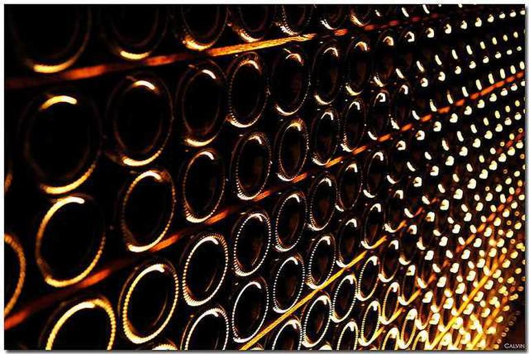 wine cellar   © Ren Kuo/Flickr