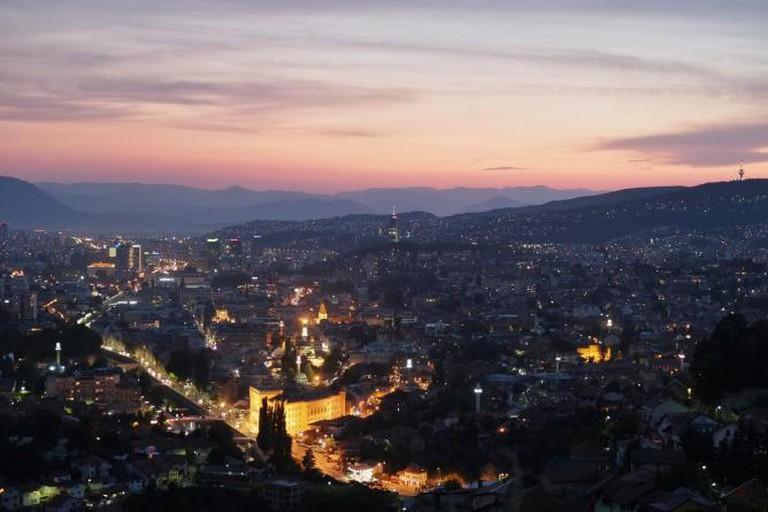 Sarajevo   Ⓒ Gabriel Hess/Flickr
