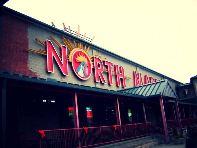 North Market © Ryan Lintelman/WikiCommons