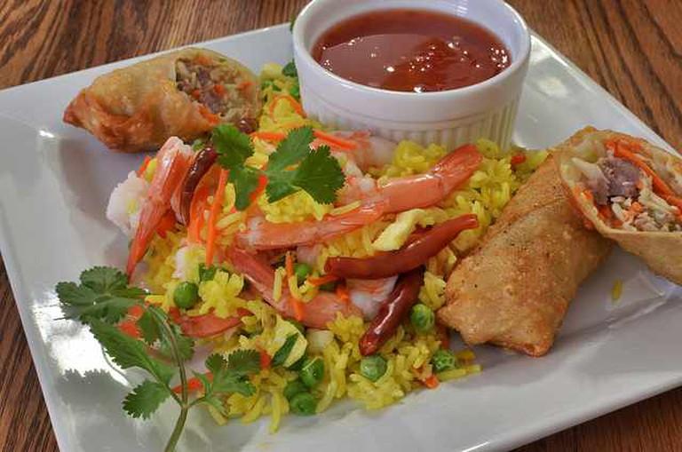 Mmm... shrimp fried rice | © jeffreyw/Flickr