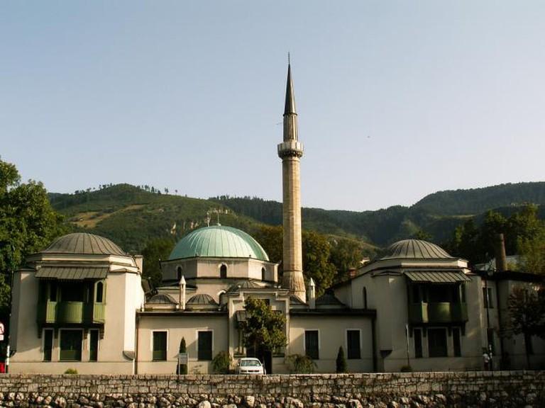 Emperor's Mosque | © jamie.silva/Flickr