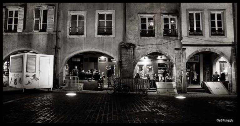 Metz's archways | © Fan D/Flickr