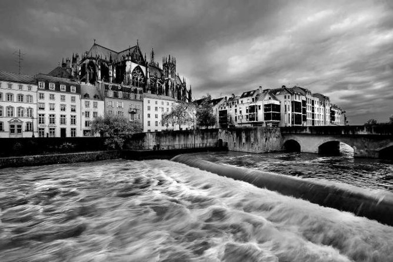 Metz Cathedral | © leonhe2/Flickr