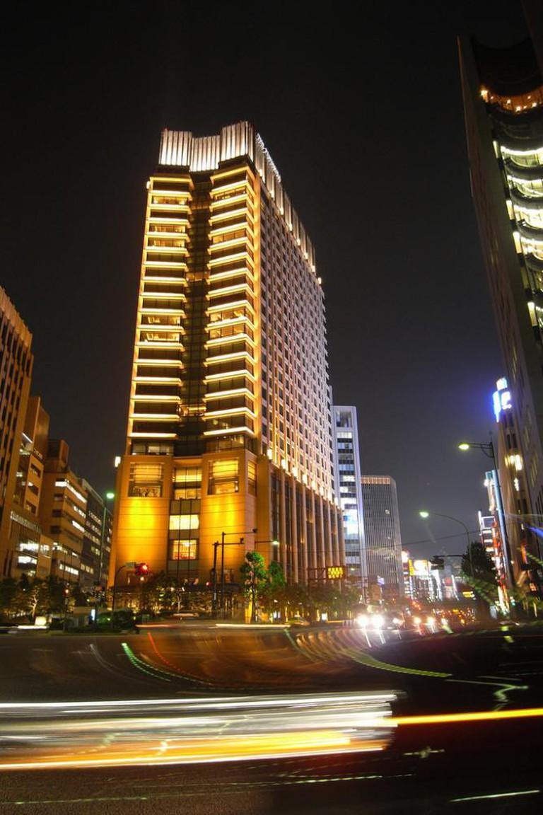 The Peninsula Hotel, Tokyo © hirotomo t/Flickr