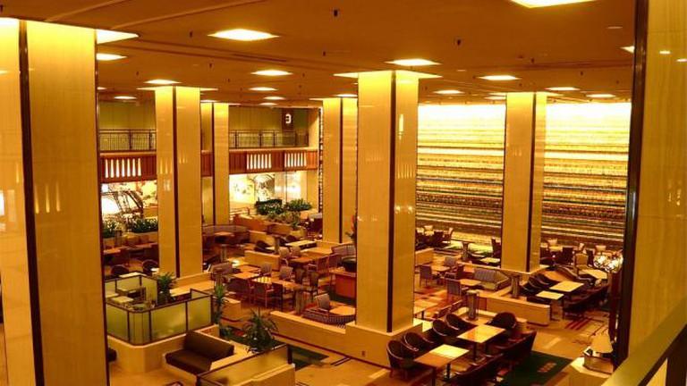 Tokyo Imperial Hotel © Herry Lawford/Flickr