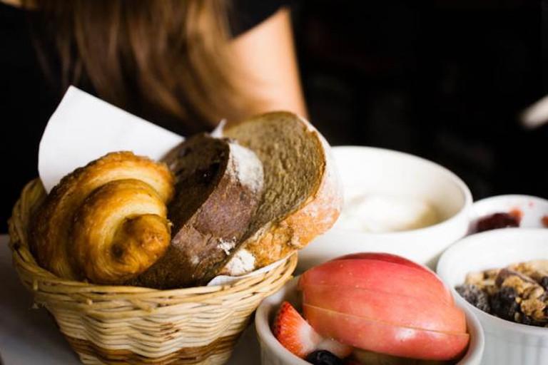 Continental breakfast at The Brunch Club © Razlan/Flickr
