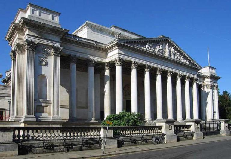 Fitzwilliam Museum, Cambridge   © Andrew Dunn/Flickr