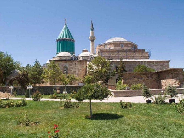 Mevlana Museum, Konya | © Островский Александр, Киев/Wikicommons