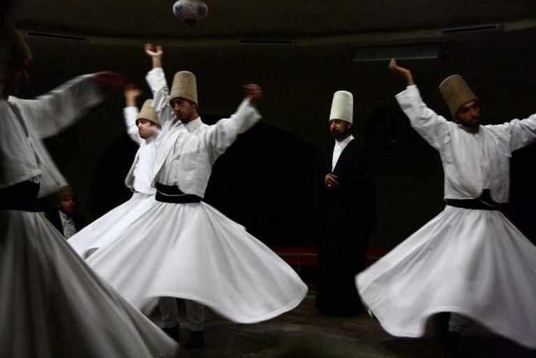 Whirling Dervishes | © Schorle/WikiCommons