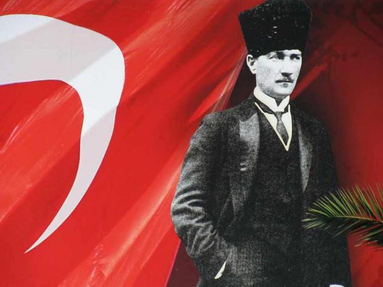 Ataturk | © Segafredo18/WikiCommons
