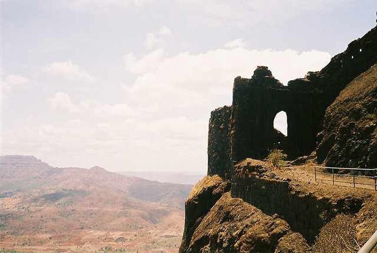Sinhagad Fort | © Ankur P/Flickr