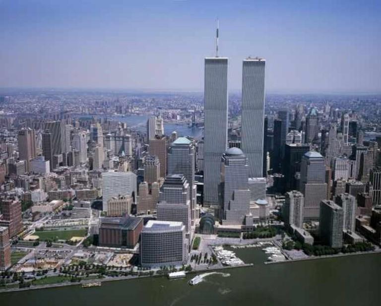 The original twin towers, c.2000 | © Carol M. Highsmith/Wikipedia