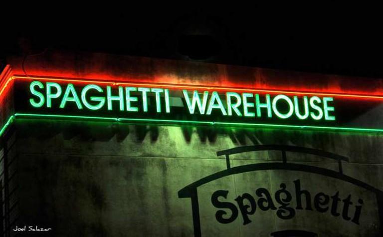 Spaghetti Warehouse | © Jjsala/Flickr