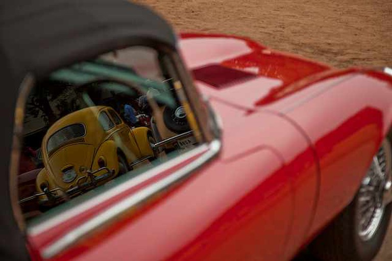 Old Is Gold - Vintage Cars | © Vinoth Chandar/FLickr