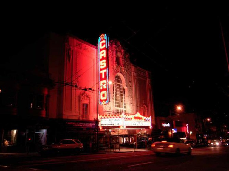 The Castro Theatre © Titanium 22/Flickr