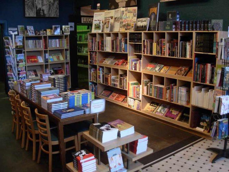 Fantagraphics Bookstore and Gallery