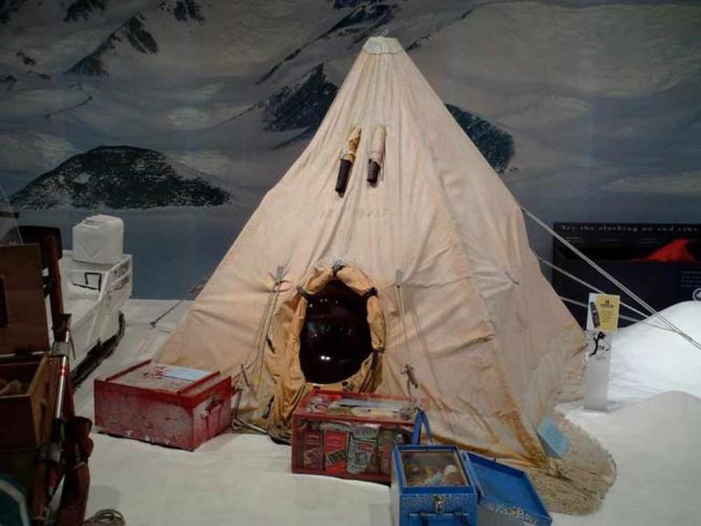 International Antarctic Centre   © Wesley Fryer/Flickr