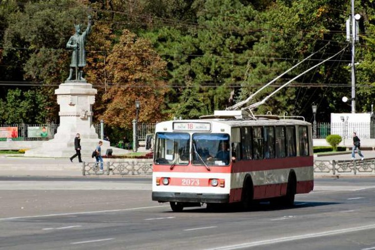 Trolleybus | © Pieter van Marion/Flickr