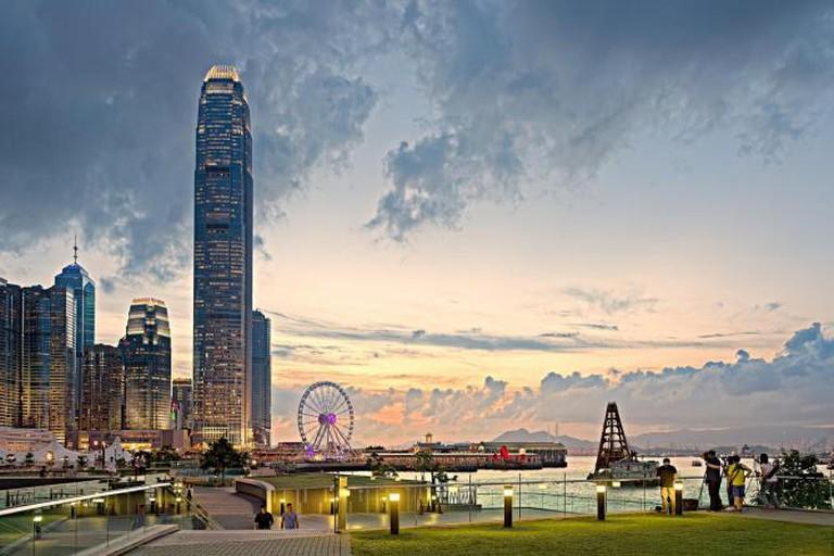 Central Hong Kong © johnlsl/Flickr