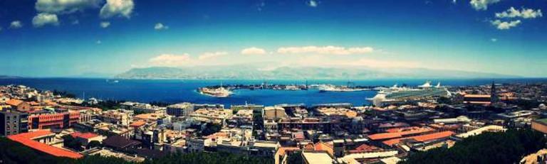Strait of Messina © Jeroen/Creative Commons