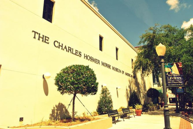 The Charles Hosmer Morse Museum © Kurtis Garbutt/Flickr
