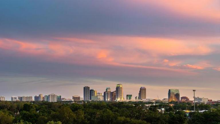 Orlando © Jeff Krause/Flickr