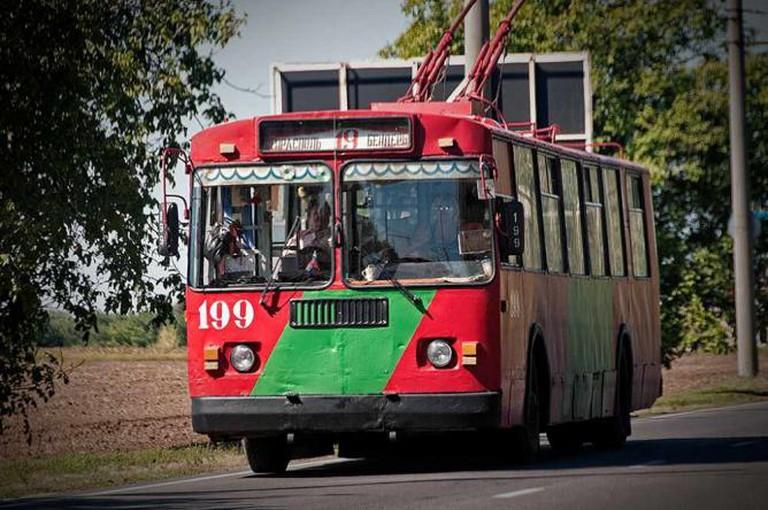 Trolleybus | © Pieter van Marion/Flickr