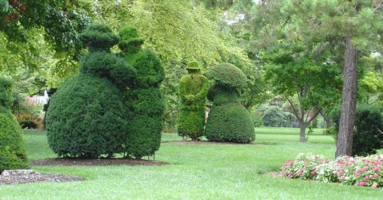The Topiary Park © WikiCommons