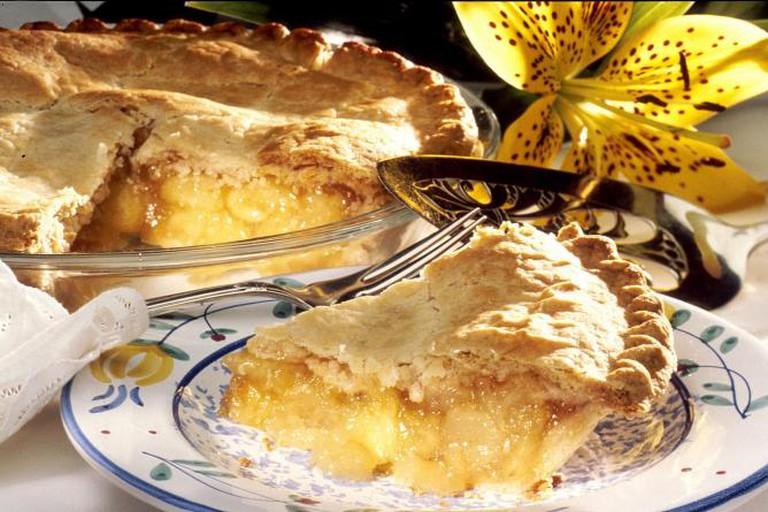Apple Pie | © Len Rizzi/WikiCommons