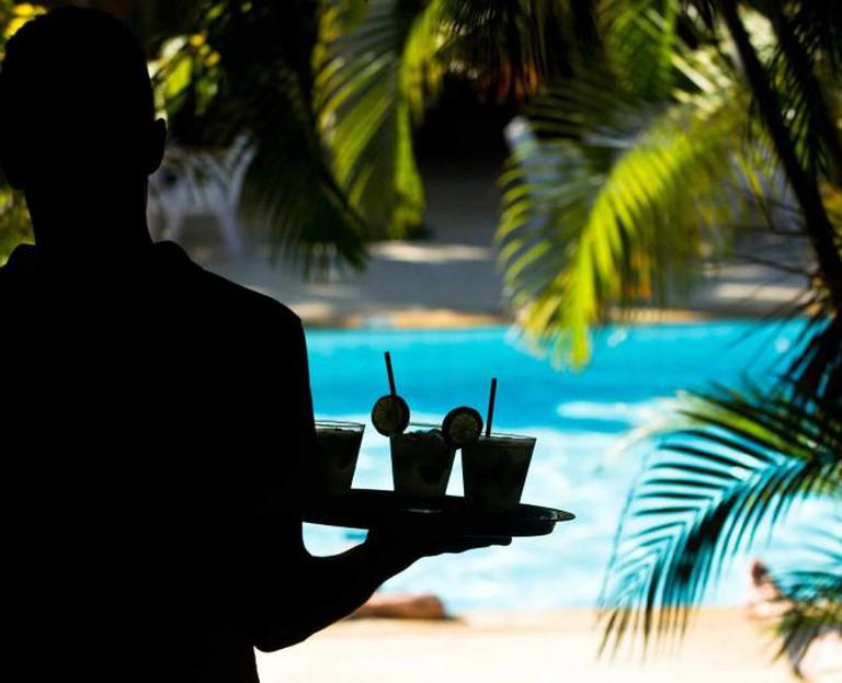 Cocktail bar in Brazil © Hotel Porto Bay Rio International/Flickr