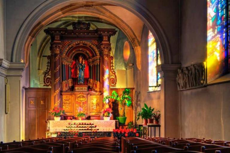 Saint Michael's Church Luxembourg | © Wolfgang Staudt/Flickr