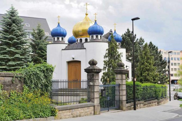 The Russian Orthodox Church in Luxembourg City | © Cayambe/Flickr