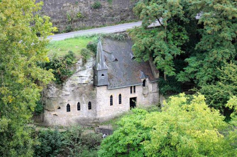 Quirinus-Chapel in Luxembourg-City | © Jwh/Flickr