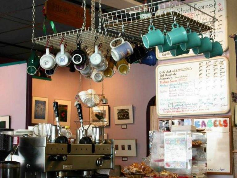 Side Street Espresso | © Mel Green/Flickr
