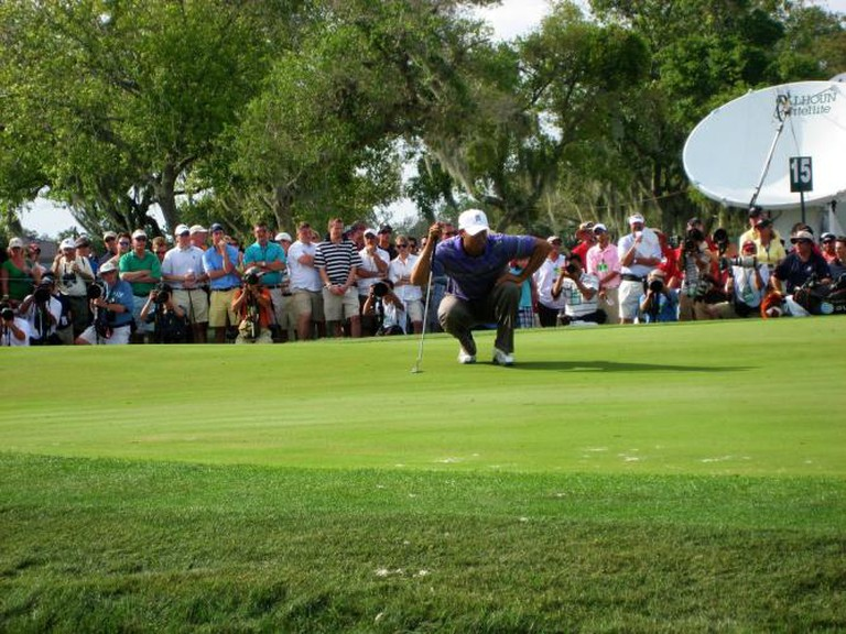 Tiger Woods at Bay Hill © if winter ends/Flickr