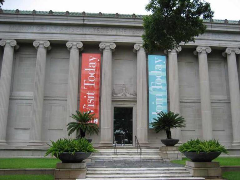 Museum of Fine Arts, Houston   © a rancid amoeba/Flickr