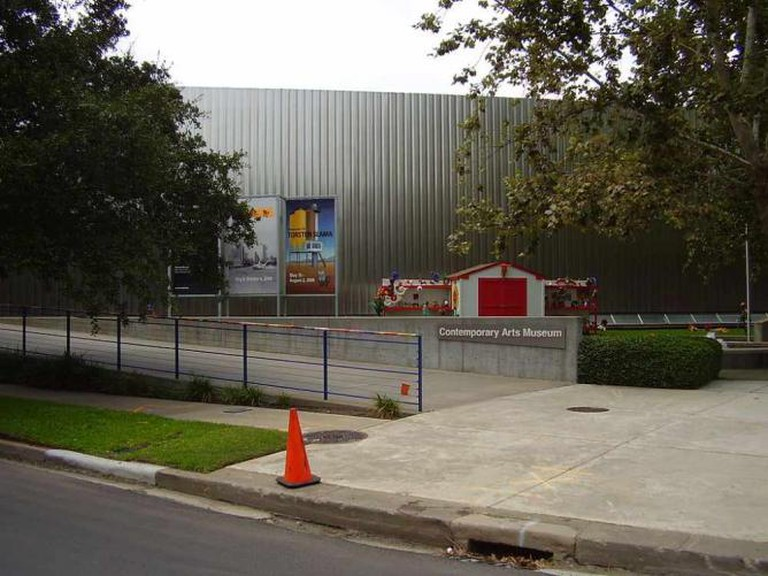 Contemporary Arts Museum   © WhisperToMe/Wikimedia Commons