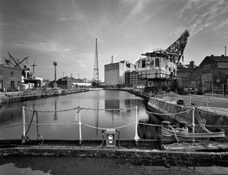 Dry dock 3 from the book: The Brooklyn Navy Yard | © Design Trust For Public Space/Flickr