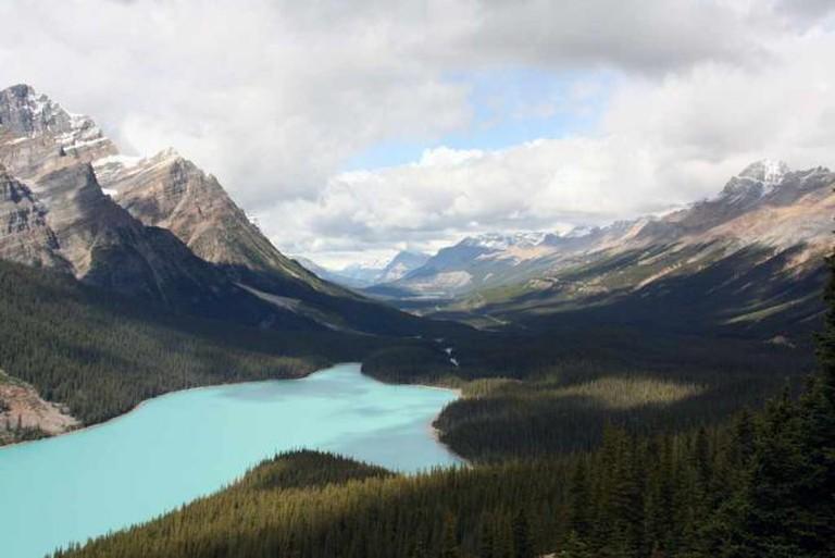 Banff National Park, Alberta | © Pascal/Flickr