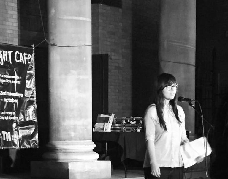 Poet Alina Nguyen