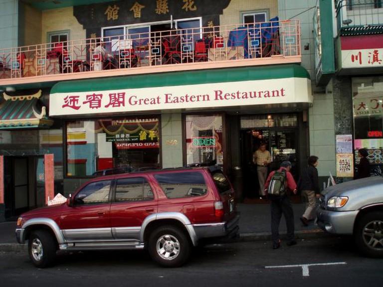Great Eastern Restaurant | © Gary Stevens/Flickr